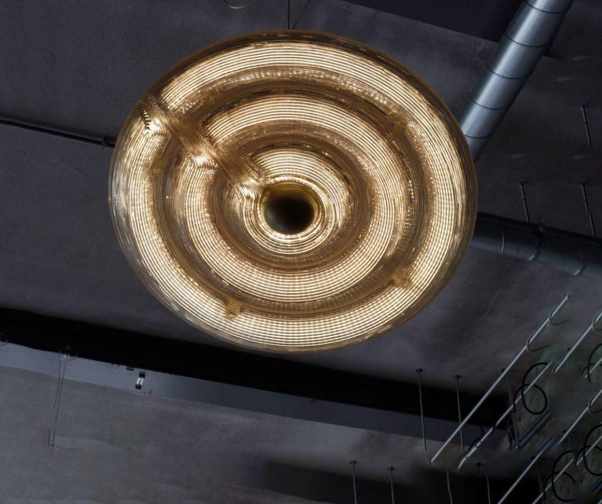 Fresnel hanglamp ∅ 52 cm