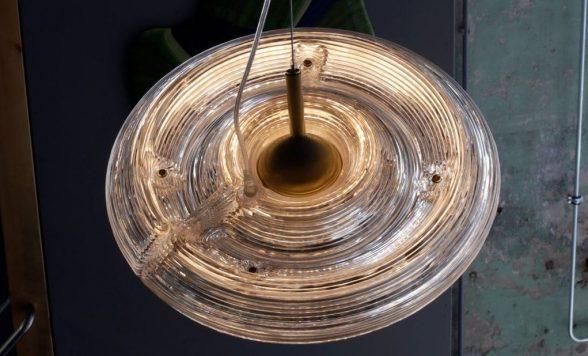 Fresnel hanglamp ∅ 36 cm