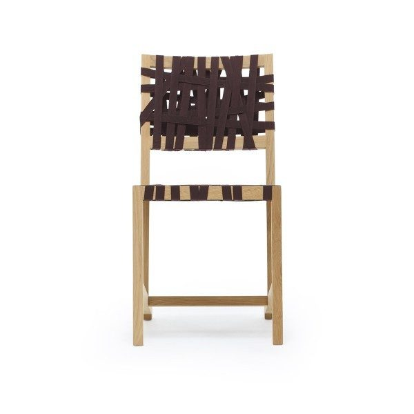 Gispen Berlage Chair 43w7020 Brown
