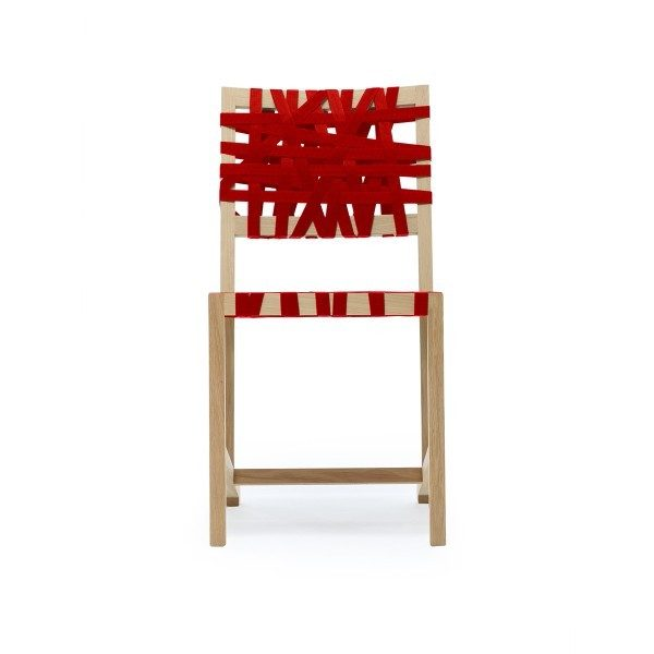 Gispen Berlage Chair 43w7023 Red 1