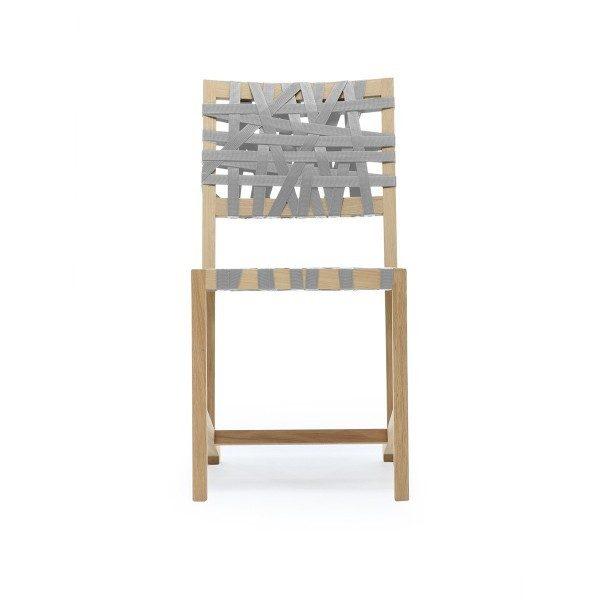 Gispen Berlage Chair 43w7023 Silver 1