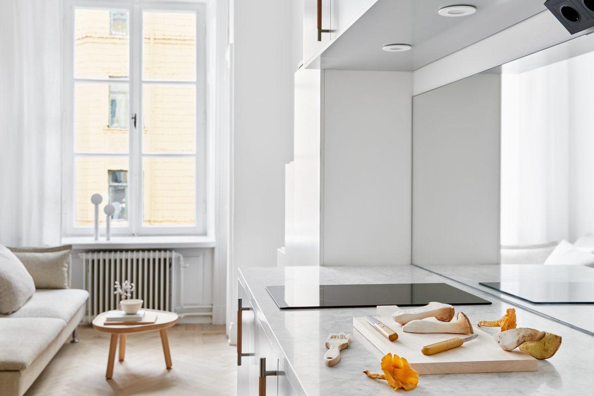 Zo mooi kan wonen op 18 m2 zijn