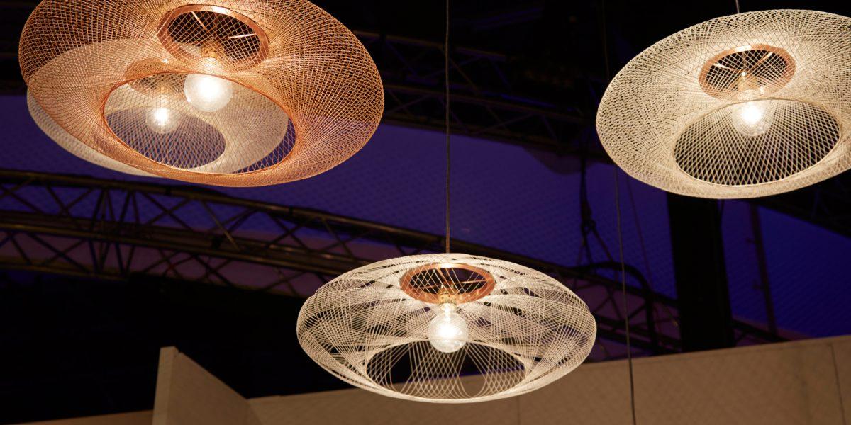 Atelier Robotiq UFO Open Pattern hanglamp Gimmiishop