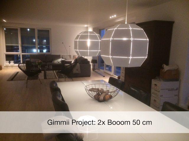 Booom Hanglamp Marc De Groot Gimmii