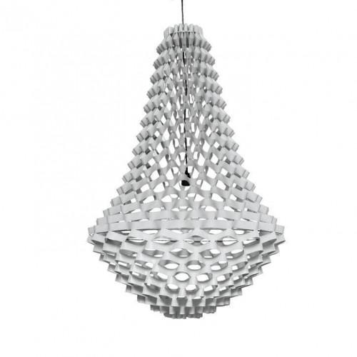 Crown Dutch Design kroonluchter lichtgrijs JSPR