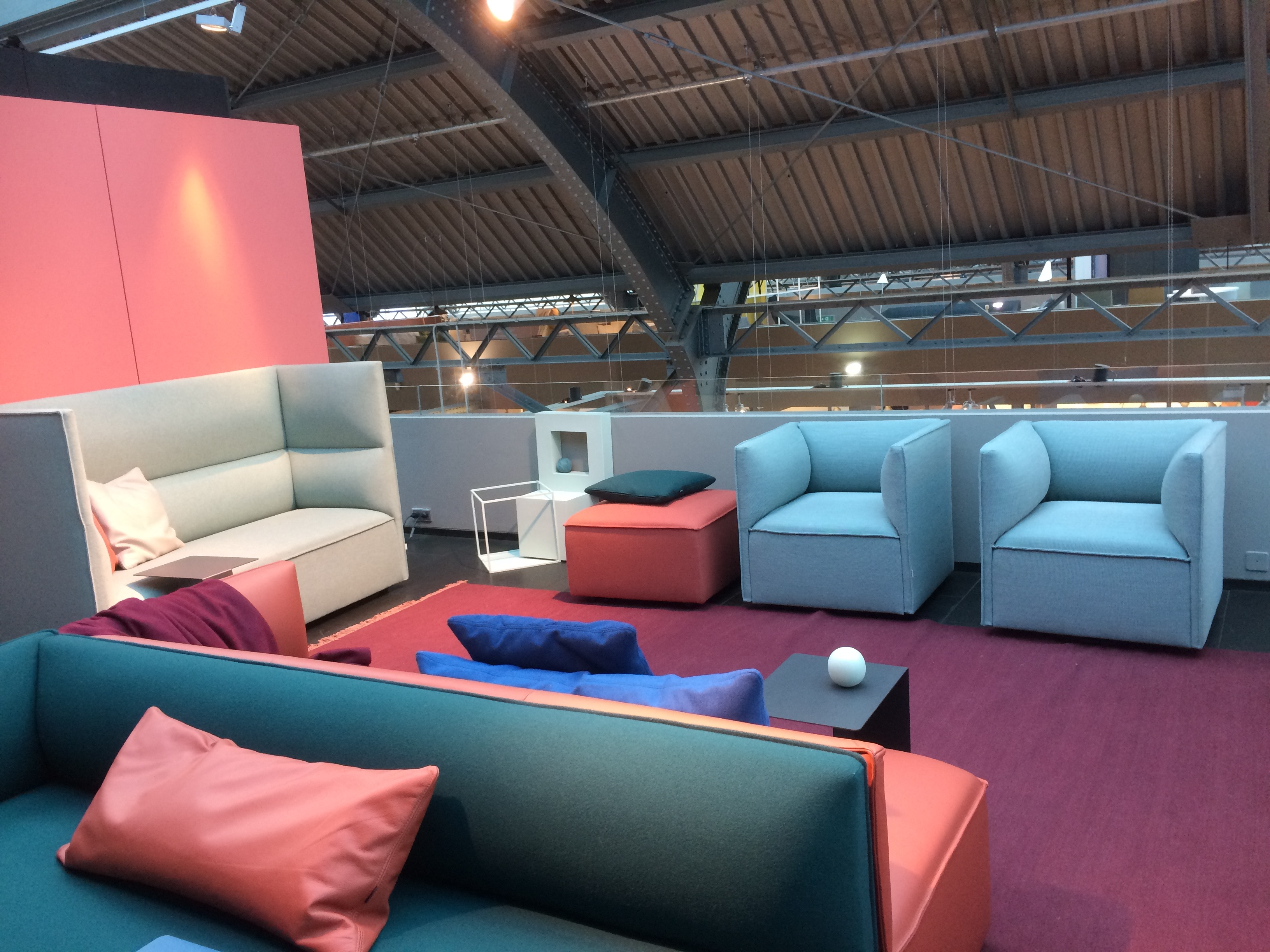 Lex Pott Bank Fauteuil Pillow 8740 IMMCologne Gelderland Foto Lisette Gimmii