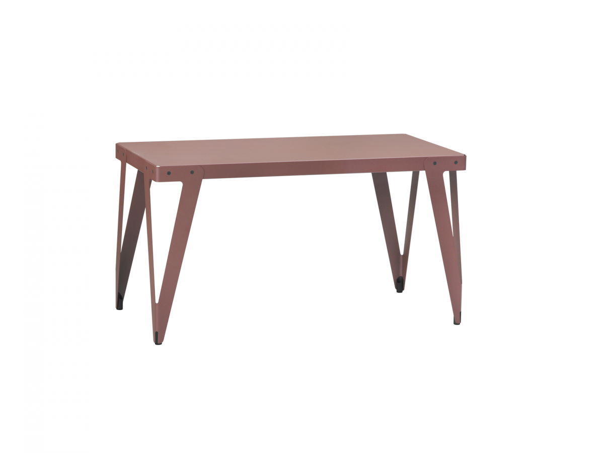 Lloyd Table Rust Rood Roest Tafel Functionals 140×70
