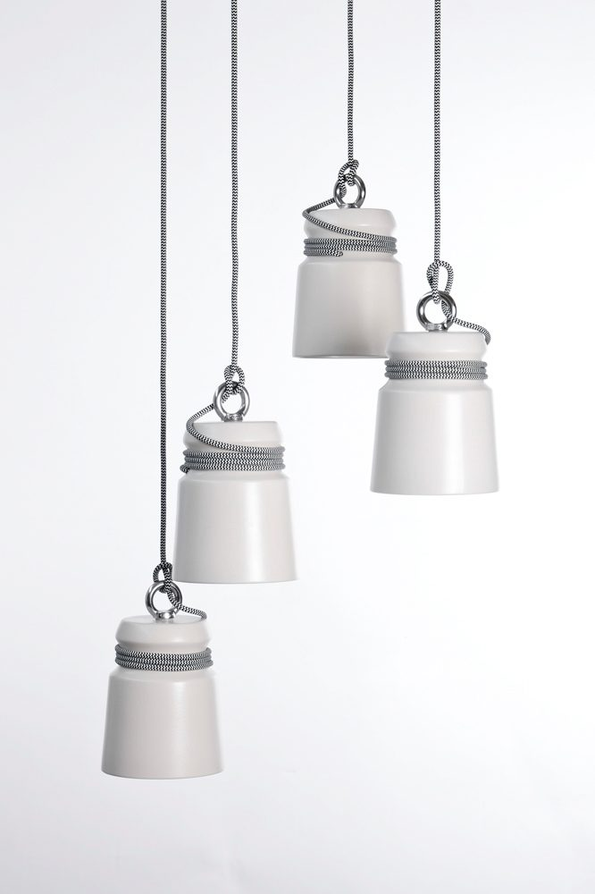 Patrick Hartog Cable Light Small Satin Group Lighting Dutch Design Gimmii Shop