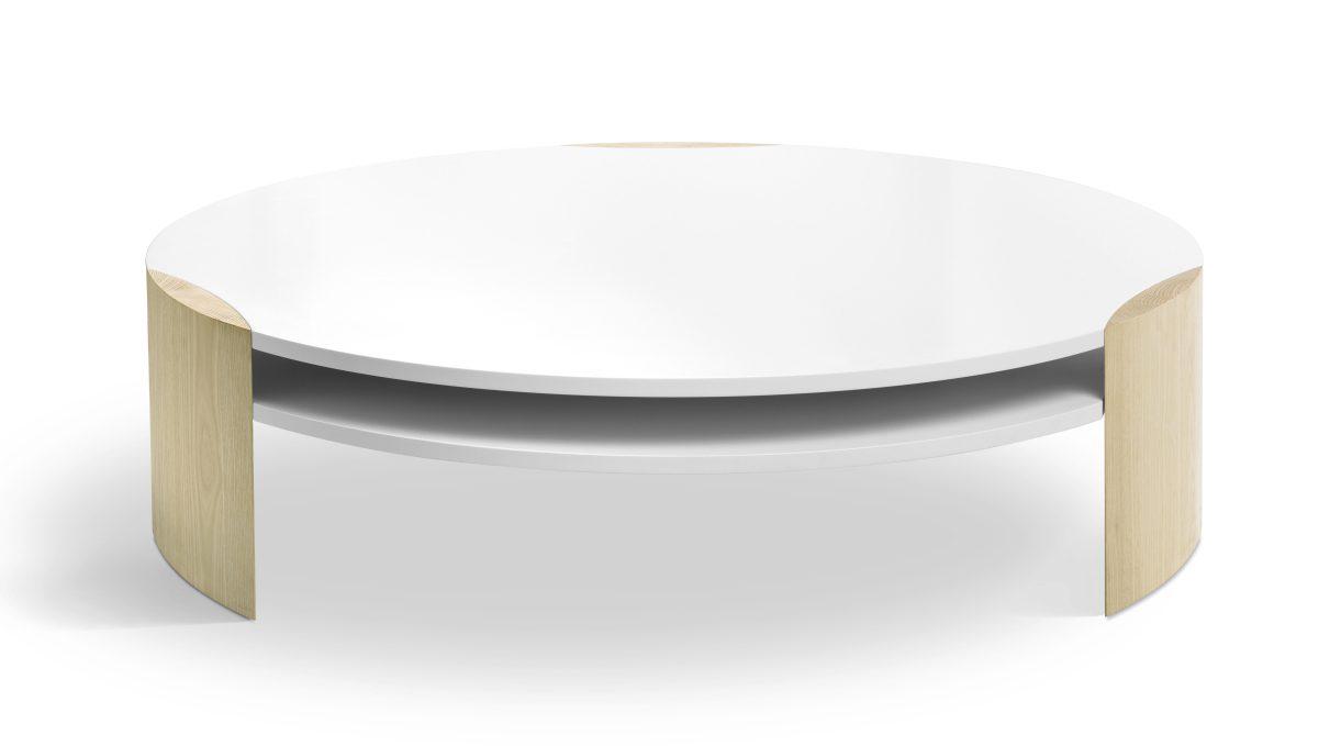 Stilst bold salontafel rond kopen bestel online bij for Salontafel rond design