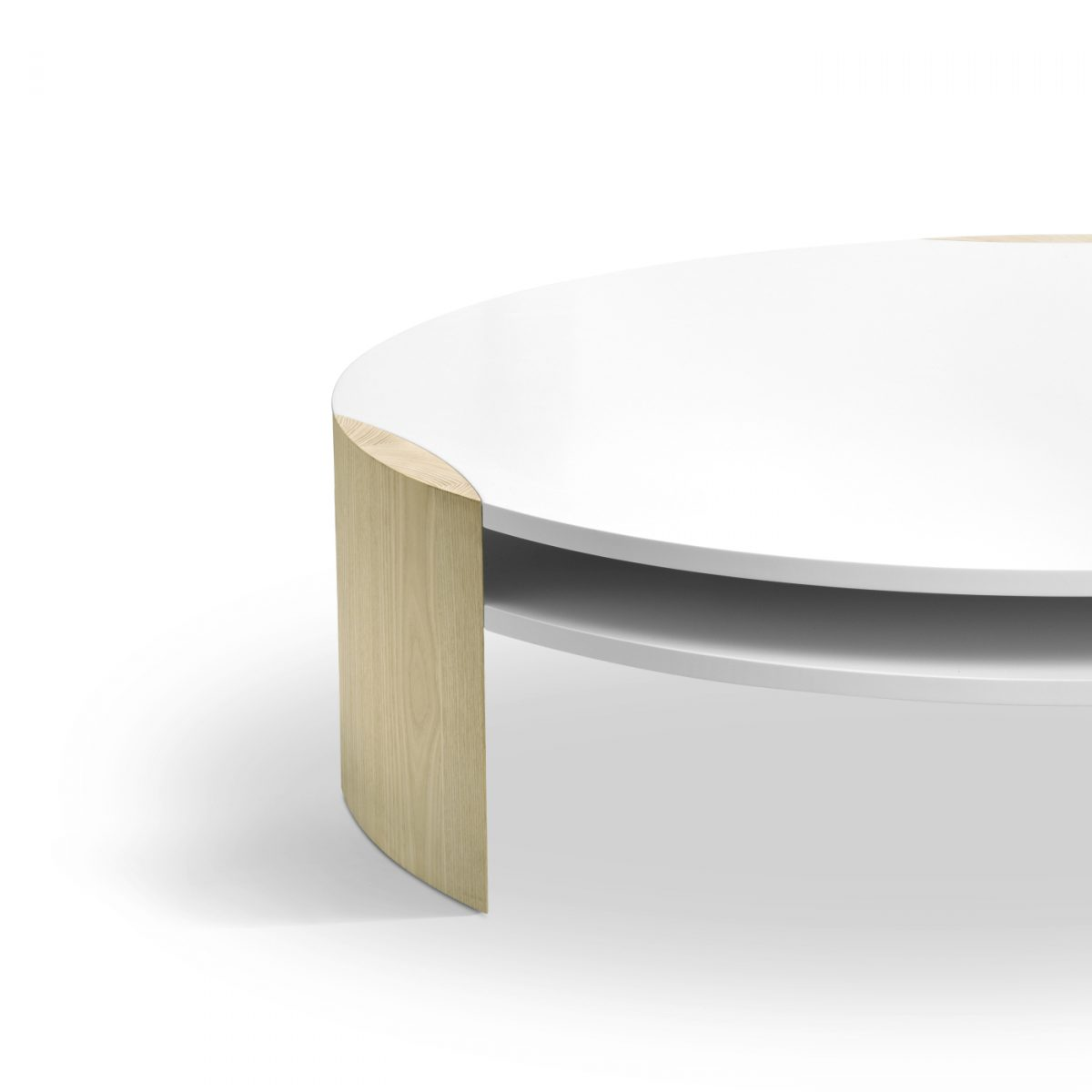 Stilst Bold Coffee Table Round Gimmiishop