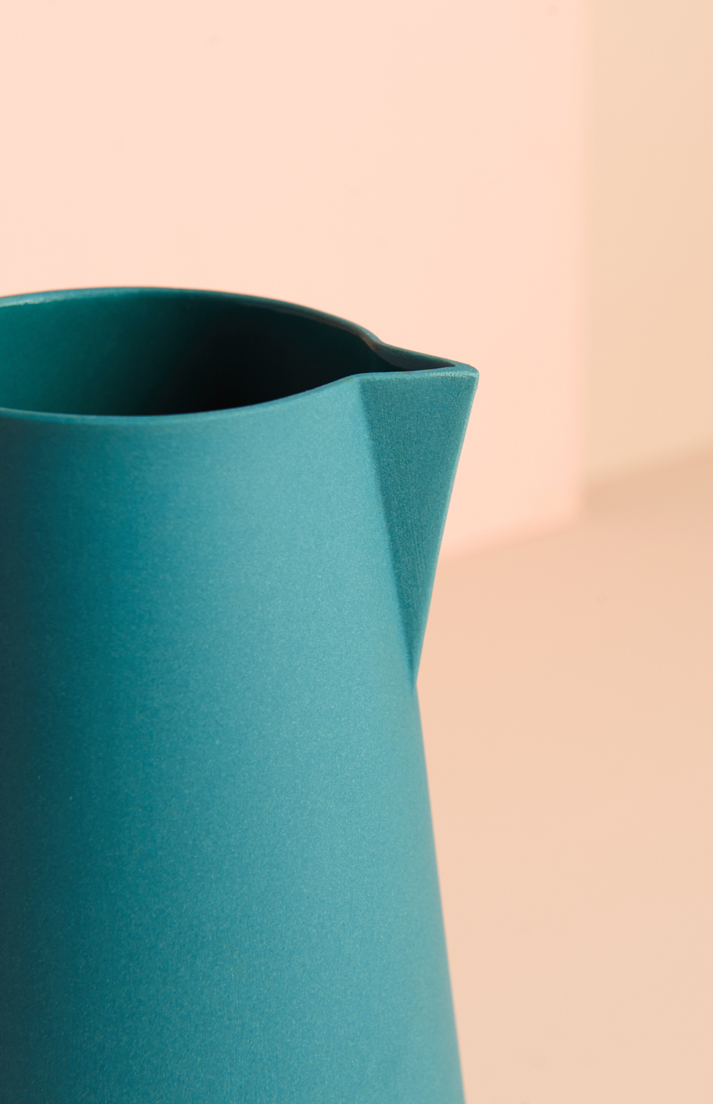 Schneid Katalog Teal Blue Ceramics