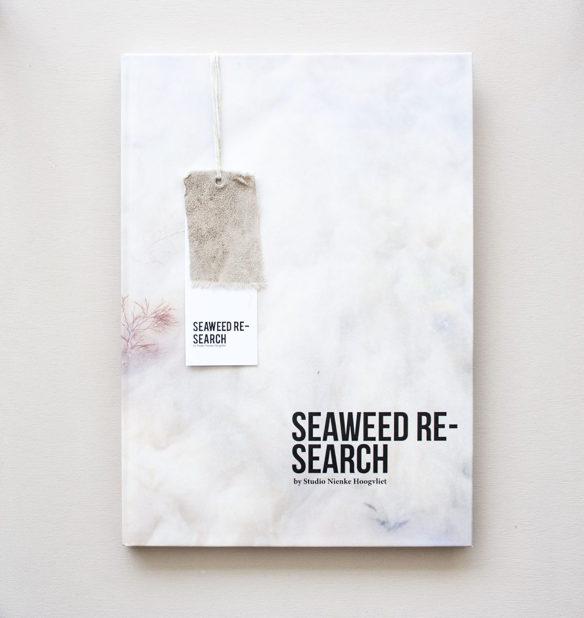 Zeewier research boek