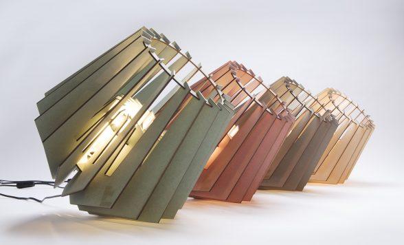 SPOT-NIK vloerlamp