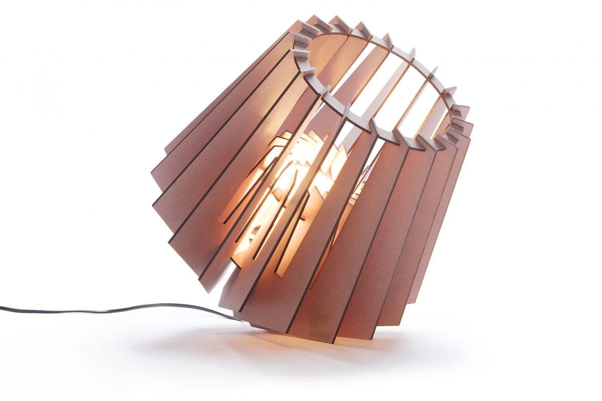 Van Tjalle En Jasper Spotnik Spot Nik Tafellamp Vloerlamp Roze Design Verlichting