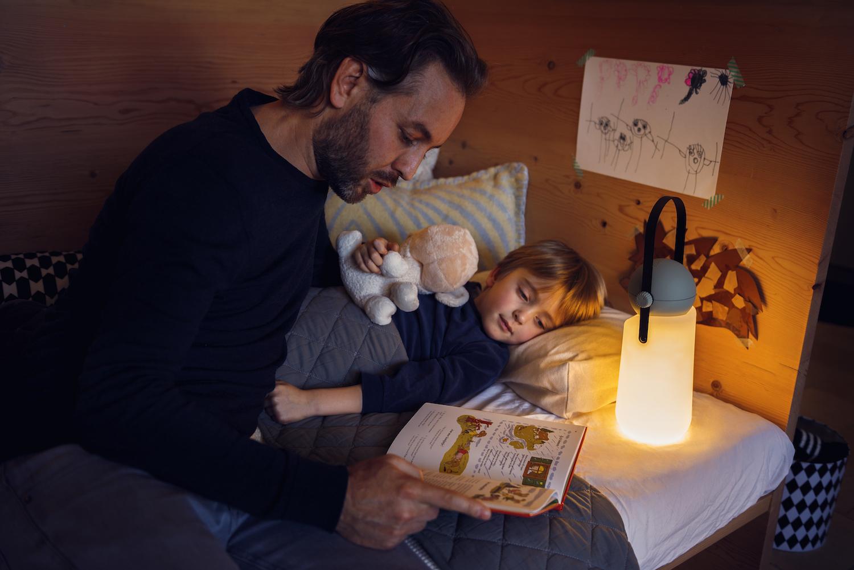 Weltevree Guidelight Green Reading Kids Gimmiishop