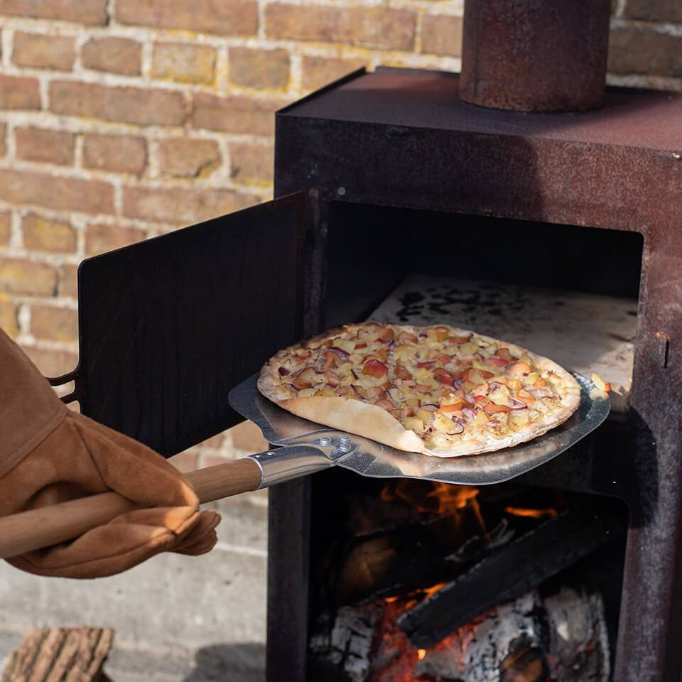 Weltevree Pizza Shovel Pizza In Outdooroven Pizzaschep