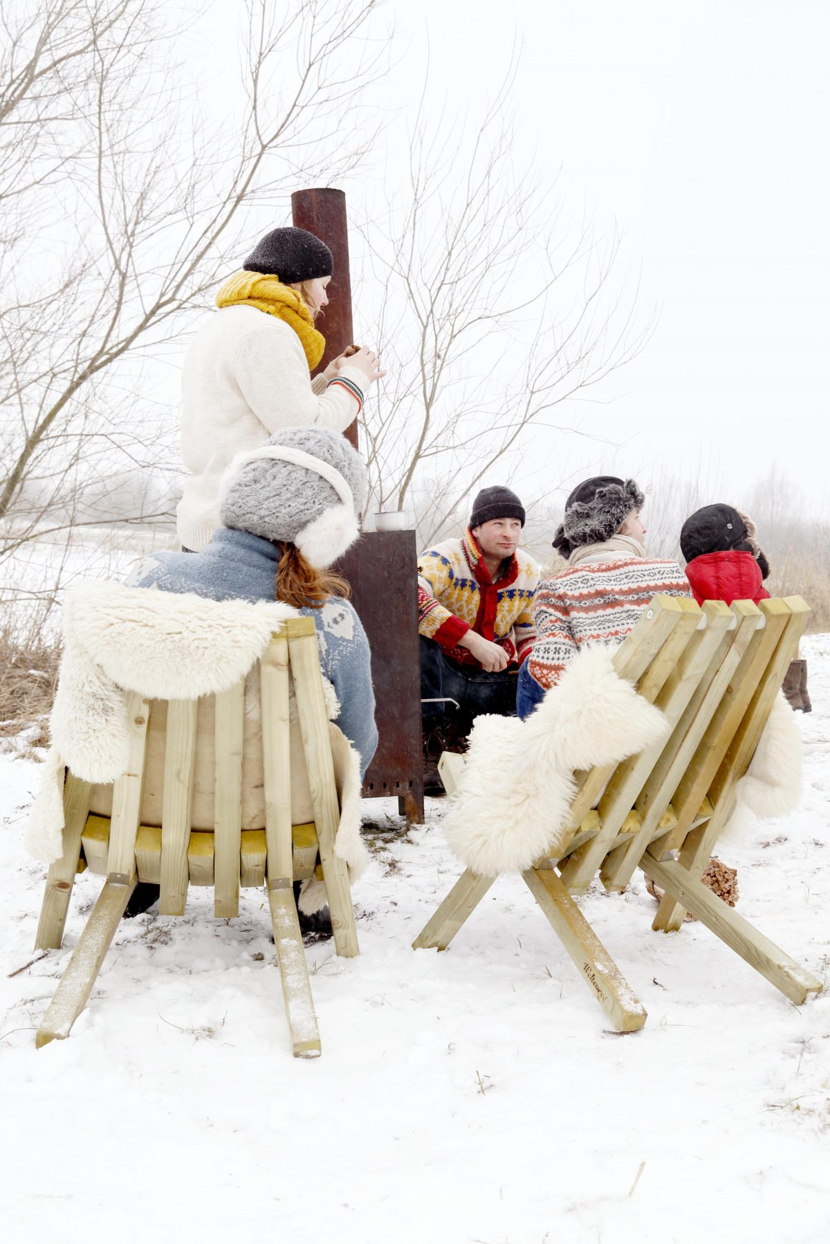 Weltevree Fieldchair Groep Winter Gimmiishop