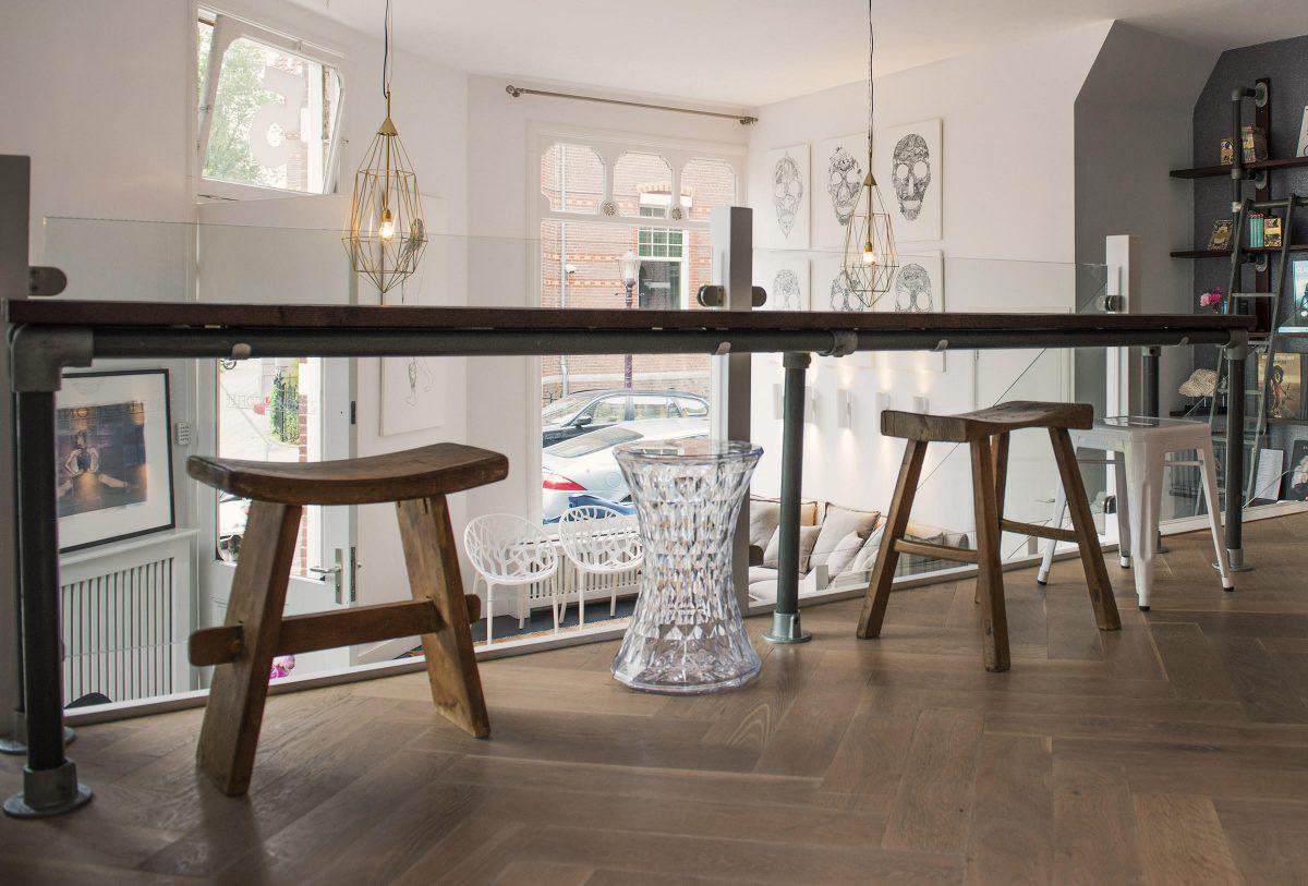 Diamond L Goud Hanglamp Jspr Dutch Design Online