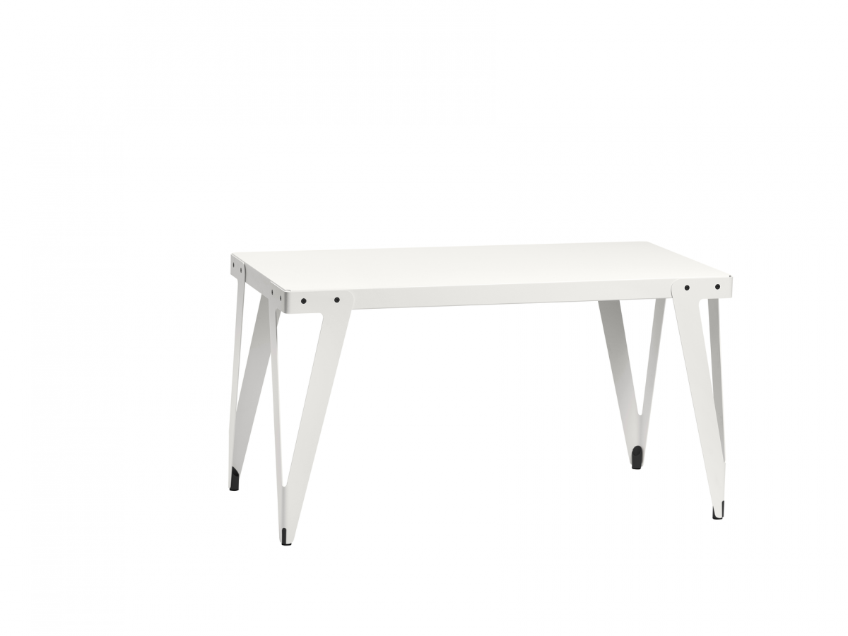 Functionals Serener Lloyd Table White 140×70 Tafel Wit