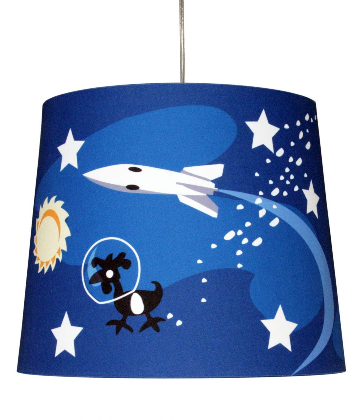 Hanglamp Kinderkamer Vreemde Vogels Space