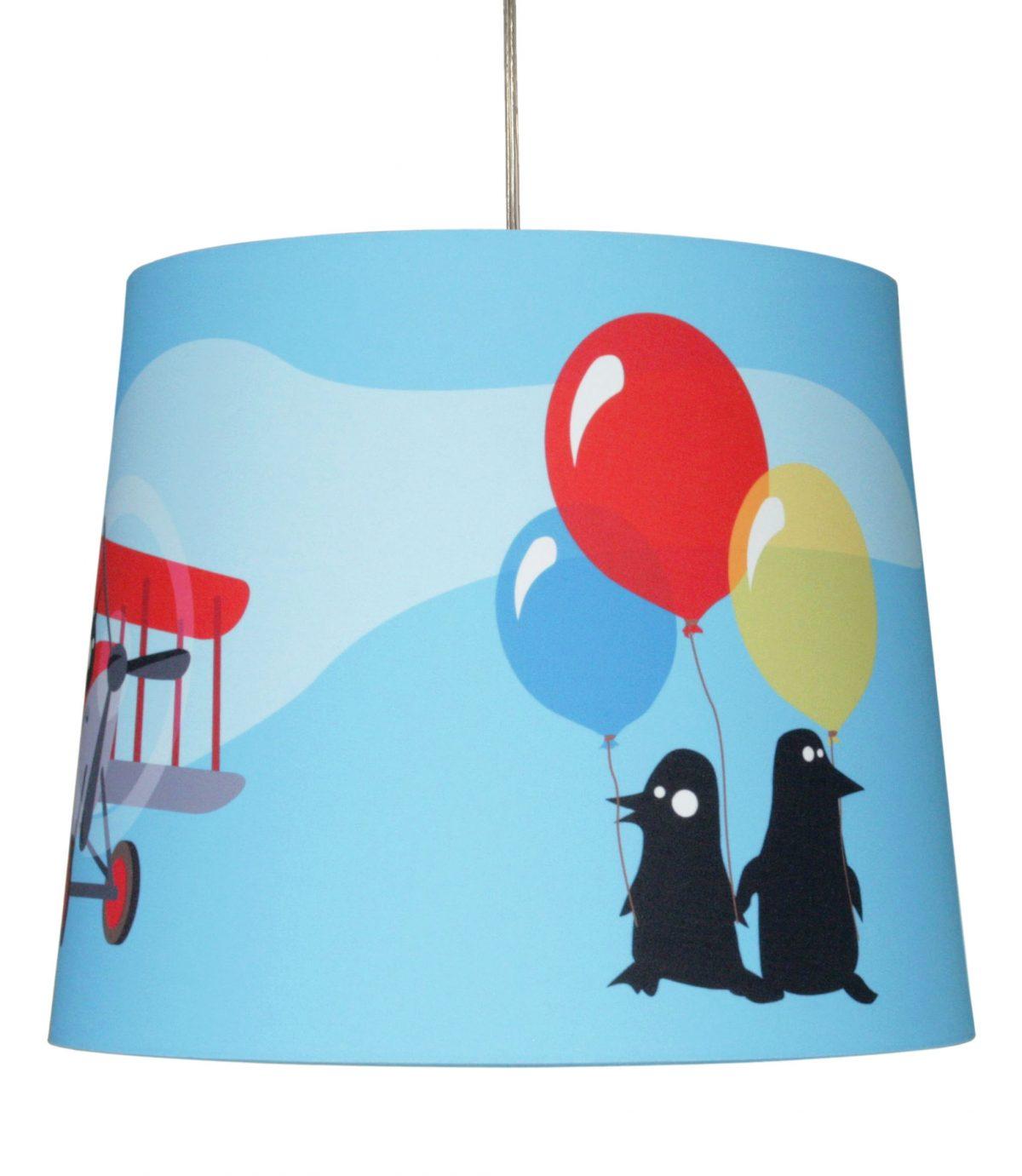 Hanglamp Kinderkamer Vreemde Vogels Vliegen