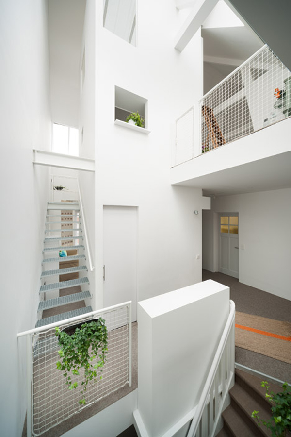 Apartment Amsterdam MAMM Design Gimmii