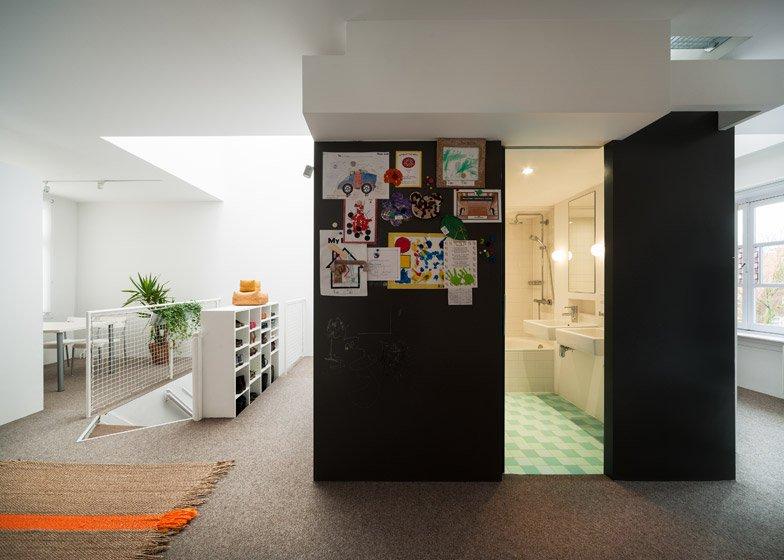 Appartement Amsterdam MAMM Minimalisme Wit
