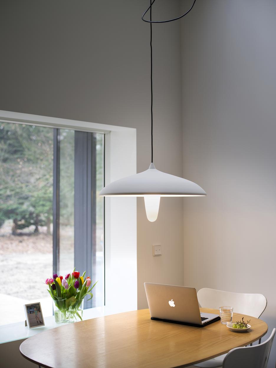 Funcionals Hanglamp Aron 581 Wit Minimalisme Style Interieur Gimmii