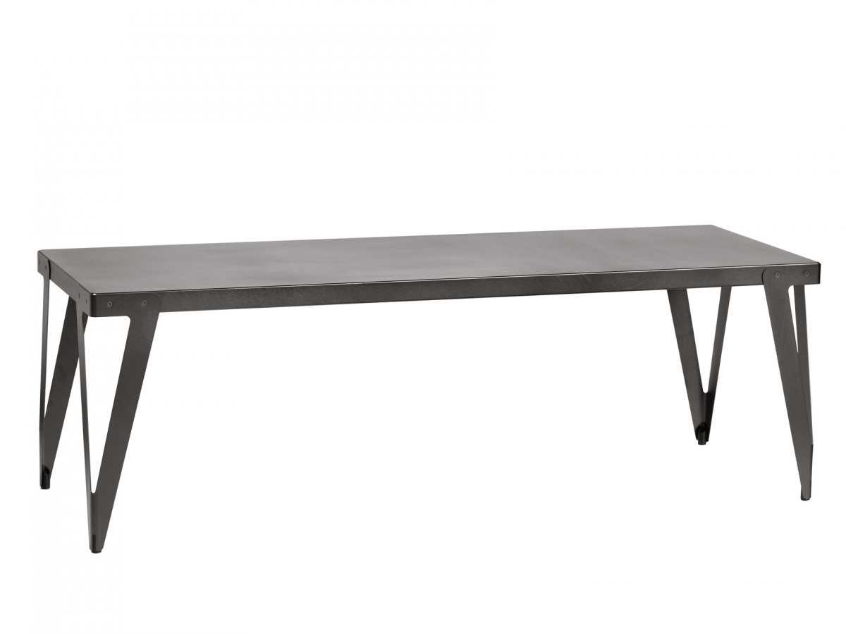 Lloyd Table Black 230×80 Tafel Zwart Functionals