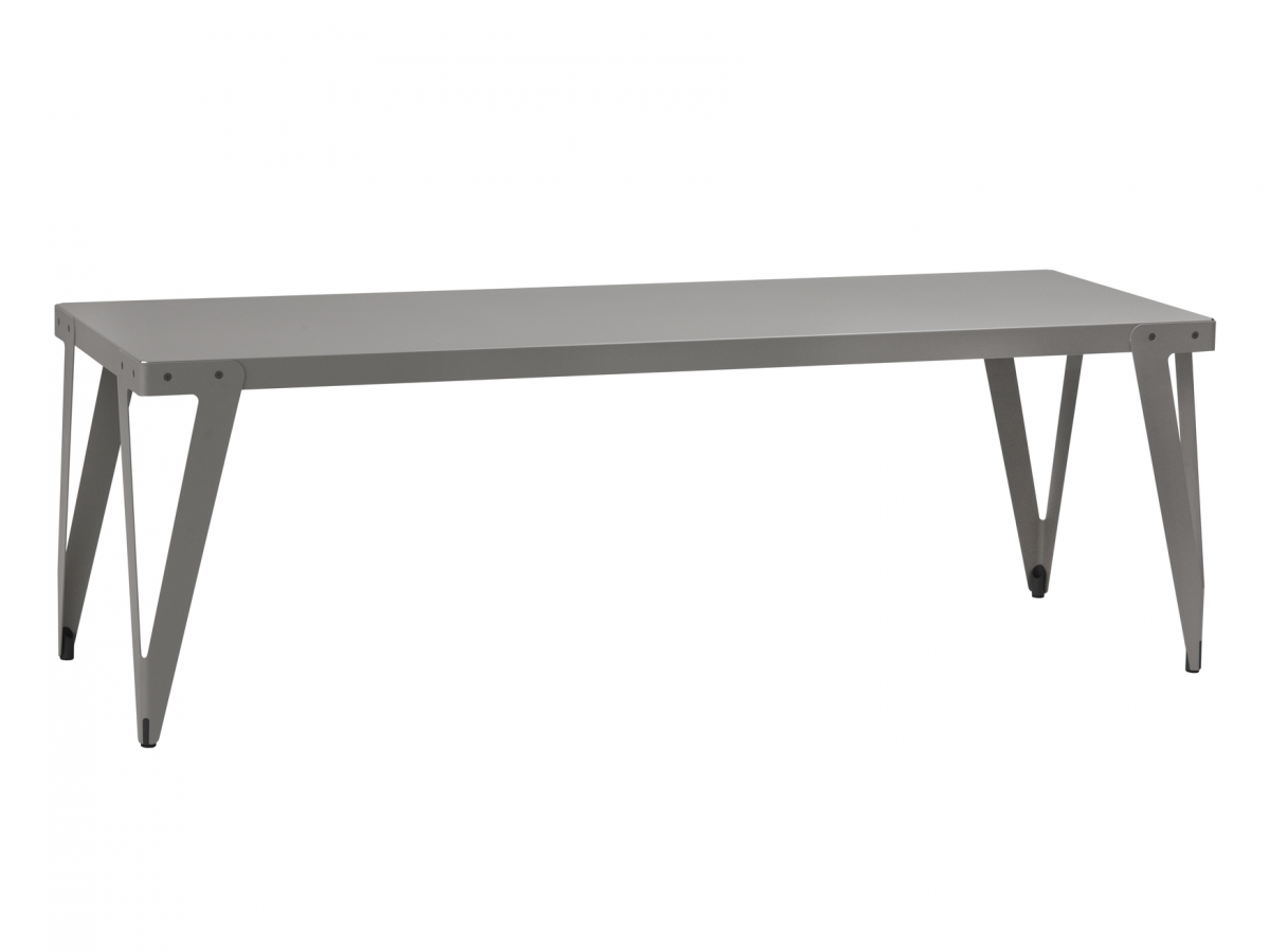 Lloyd Table Dark Grey Donkergrijs Tafel 230×80 Functionals
