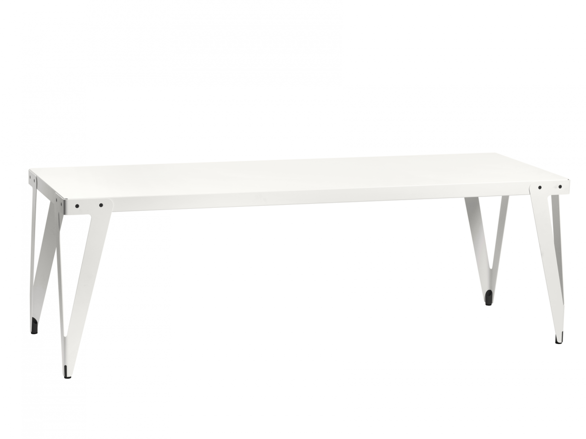 Lloyd Table White Design Serener Functionals 230×80 Eettafel Wit
