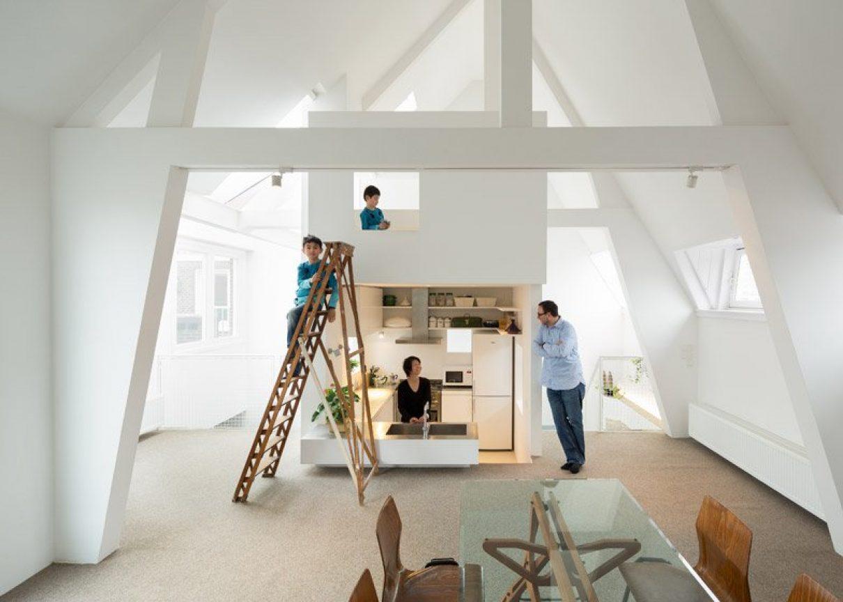 Een licht appartement in Amsterdam – MAMM Design