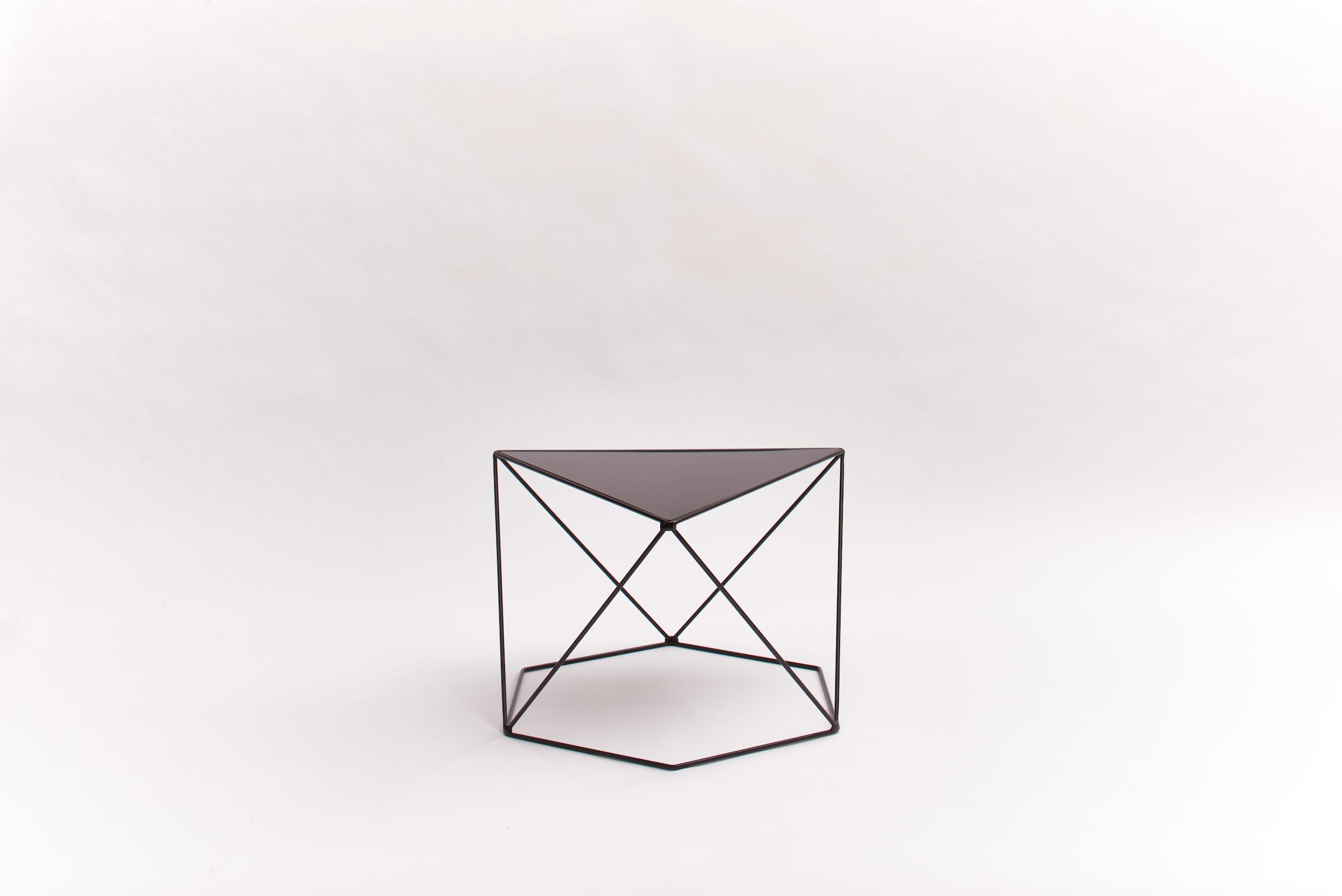 Side Table Coffee Table PeterVdIjssel Dutch Desgin Gimmii Magazine