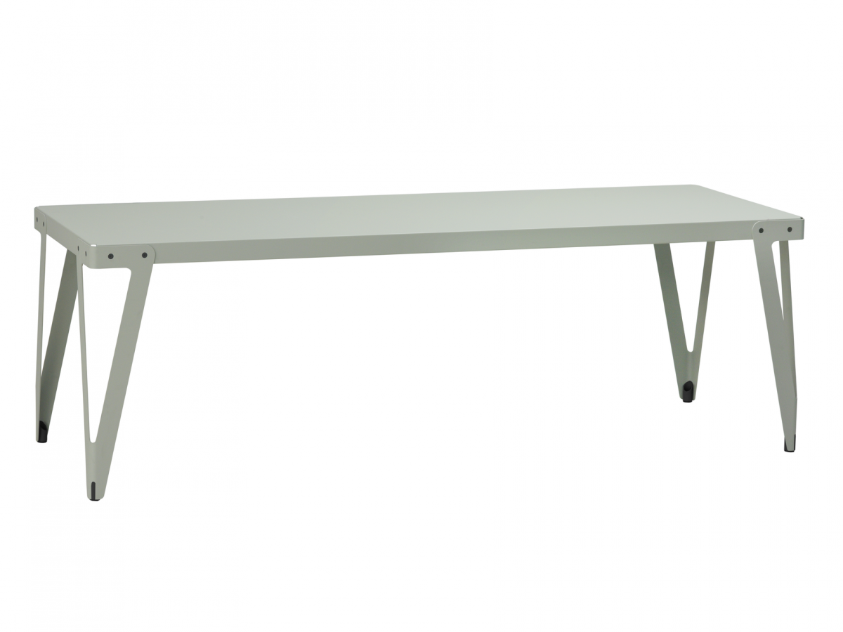 Functionals Tafel Binnen Groen Lloyd Table Parallel 230×80