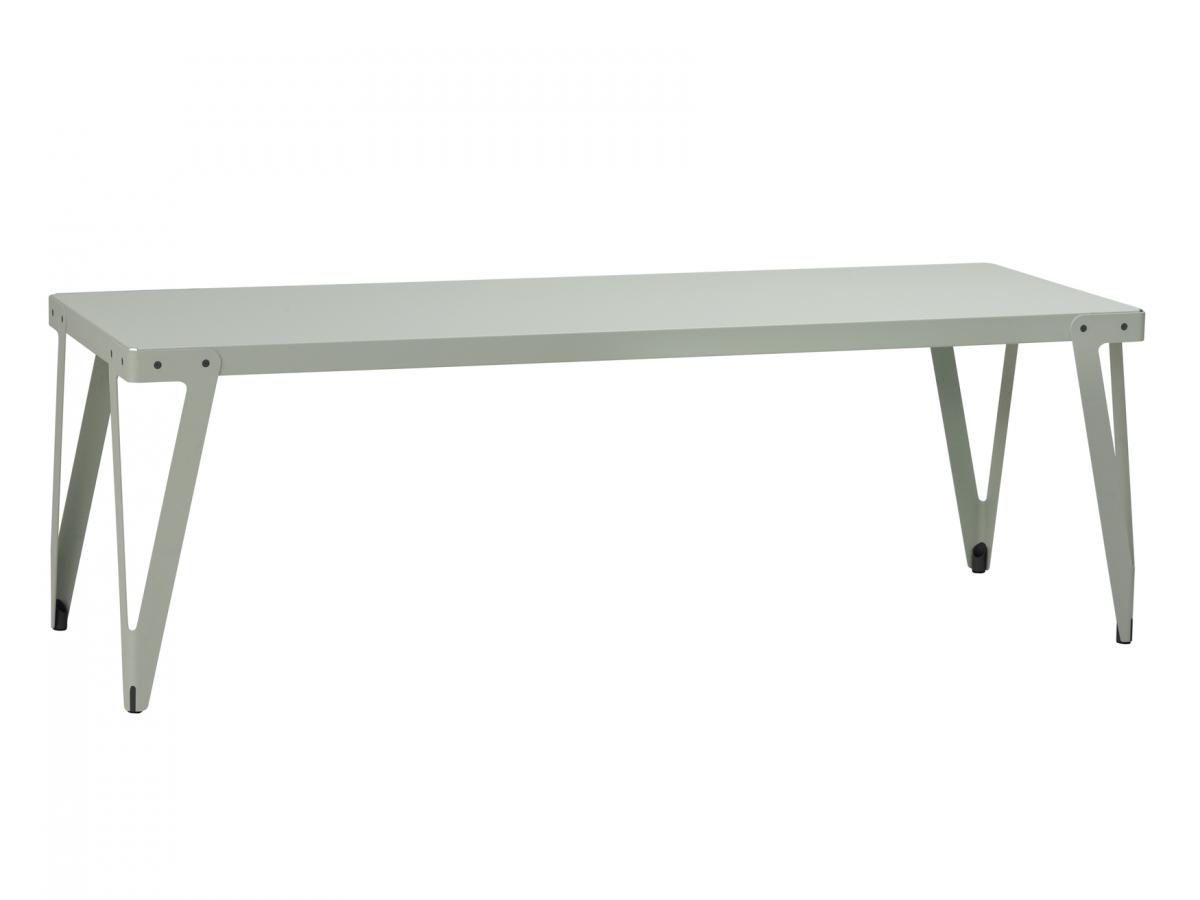 Functionals Tafel Binnen Groen Lloyd Table Parallel 230×80