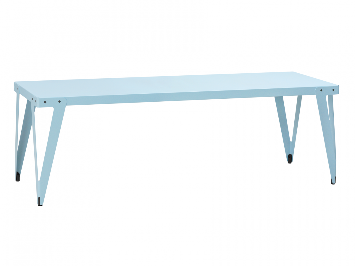 Functionals Tafel Lichtblauw Lloyd Table Light Blue 230×80
