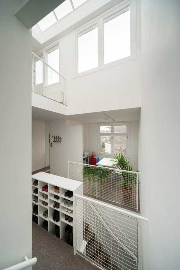 Open Apartment Amsterdam MAMM Design