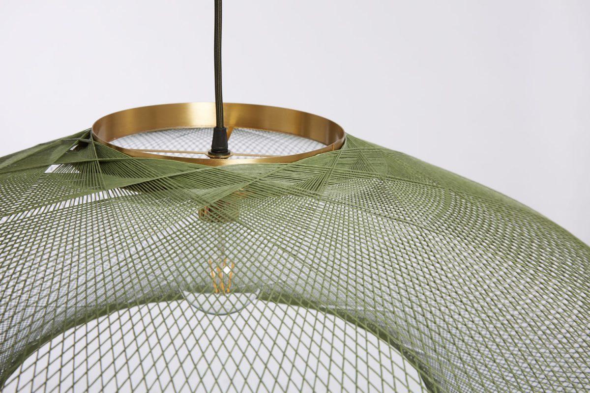 UFO Lamp Moss Green Luxe Verlichting