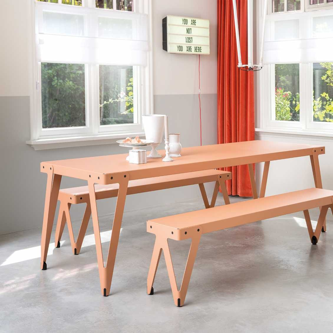 Lloyd Table Tuscan Functionals Lloyd Bench Tuscan Sfeer Dutch Design Online
