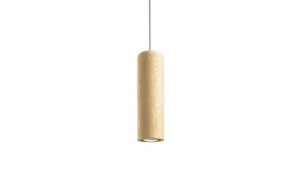 Mini hanglamp hout