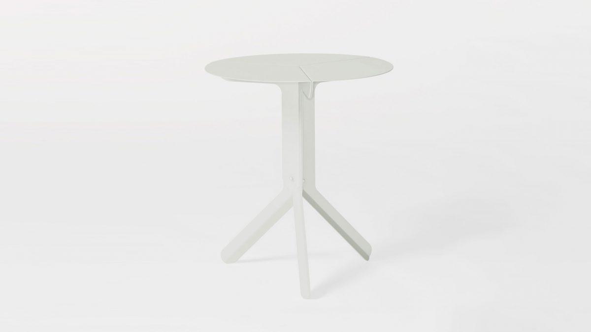 Sliced Table high bijzettafel
