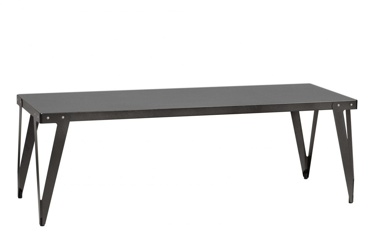 Functionals Lloyd Dining Table Black OUTDOOR Gimmii