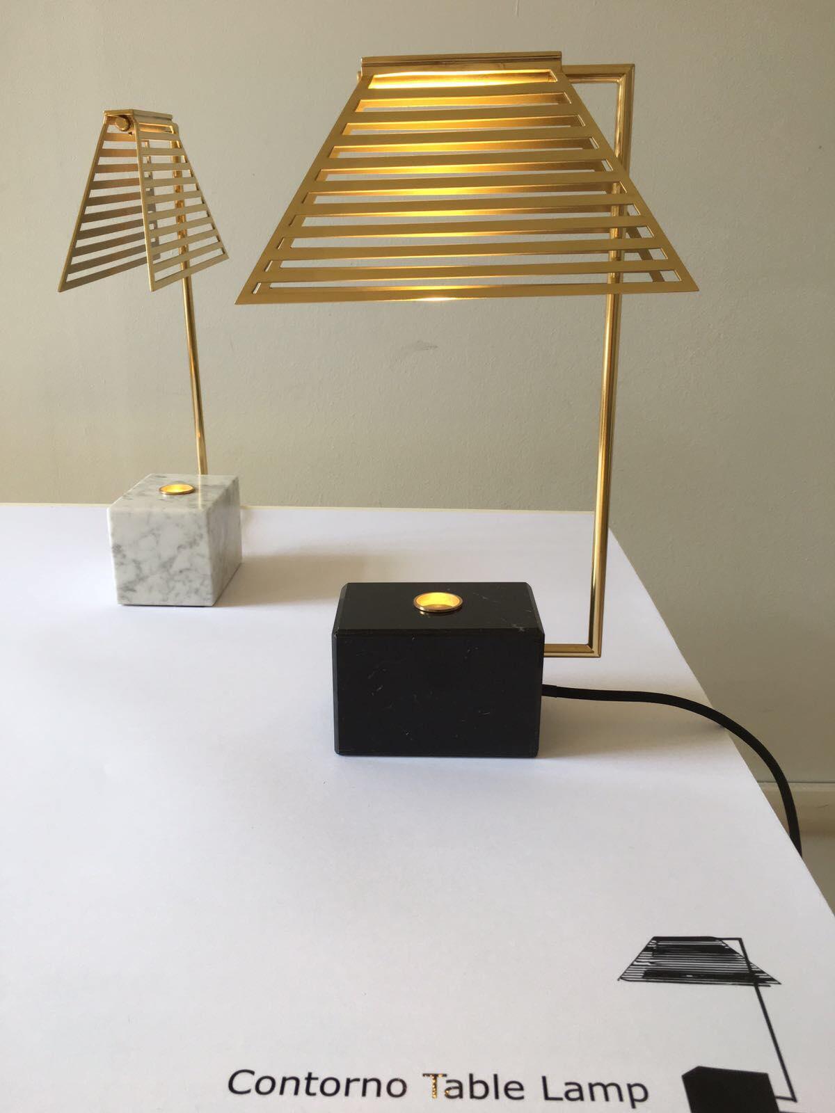 Jolanda Van Goor Contorno Lamp