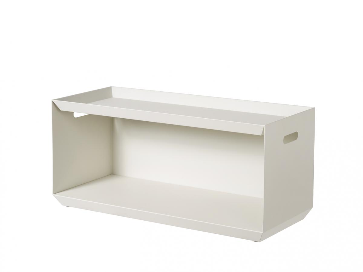 Kast Ossa Wit Functionals White Storage Cupboard