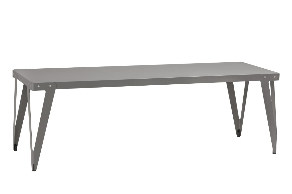 Lloyd Dining Table Functionals Dark Grey OUTDOOR Grijs Buiten Tafel Gimmii