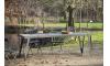 Lloyd Outdoor tuinset tafel + 2 eetbanken