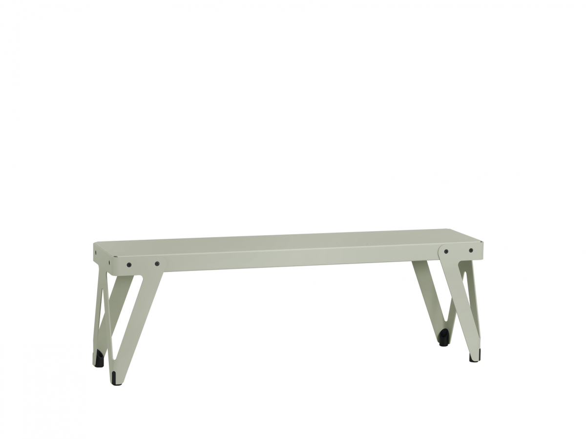 Functionals Lloyd Bench 140 Parallel Green Groen Bankje Exclusief Gimmii