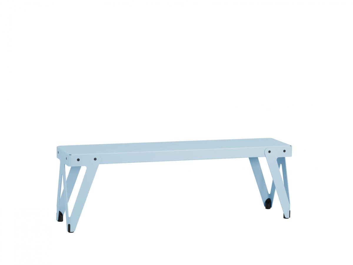Functionals Lloyd Bench 140cm Light Blue Blauw Bank Functionals Gimmii