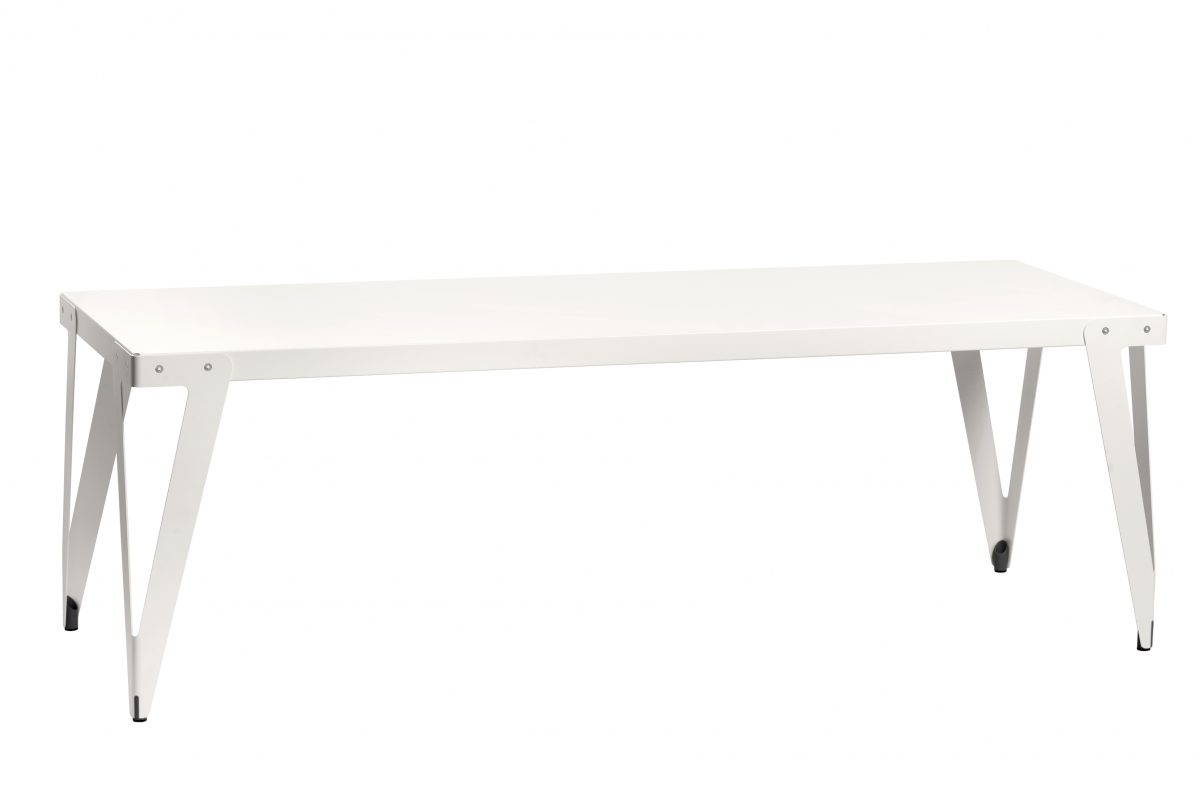 Functionals Lloyd Dining Table White OUTDOOR Tuintafel Wit