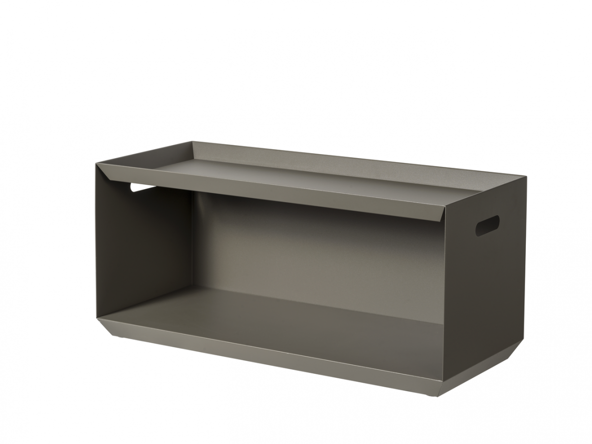 Functionals Ossa Storage Unit Dark Grey Grijs Kast Gimmii